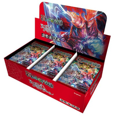 Boite de 36 Boosters R3 - The Time Spinning Witch
