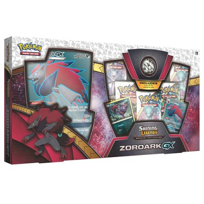 Collection Box Shining Legends Special Collection - Zoroark-GX