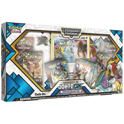 Collection Box Legends of Johto GX Collection