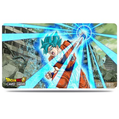 Play Mat Goku Blue