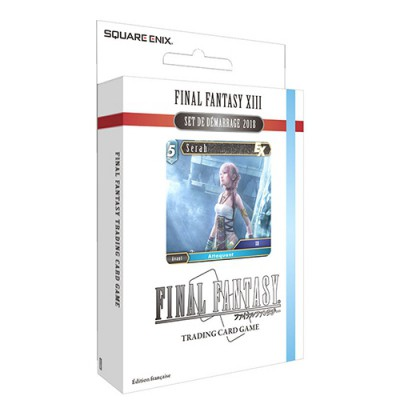 Starter Deck Final Fantasy XIII (2018)