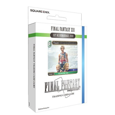 Starter Deck Final Fantasy XII (2018)