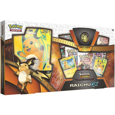 Collection Box Shining Legends Special Collection - Raichu-GX