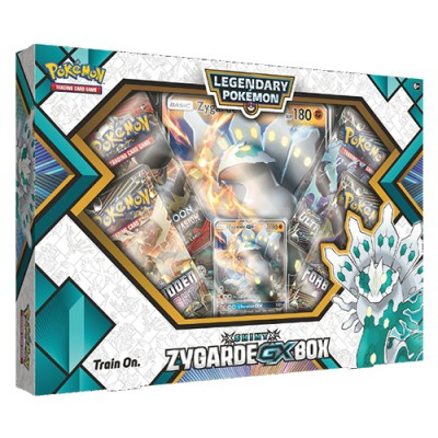 Collection Box Shiny Zygarde-GX