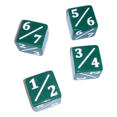 Dés Dés 6 Faces 16mm - Tarmo-Dice Set