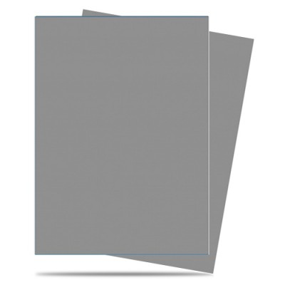 Sleeves Double Matte - Silver