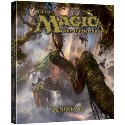 ABÎMÉ - The Art of Magic - Zendikar
