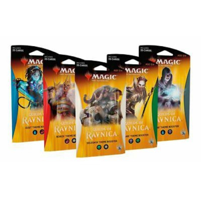 Boite de 10 Boosters Guilds of Ravnica (Theme Boosters)
