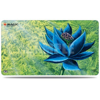 Play Mat Black Lotus