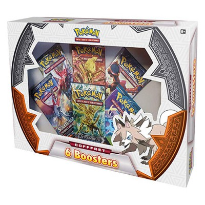 Coffret 6 Boosters
