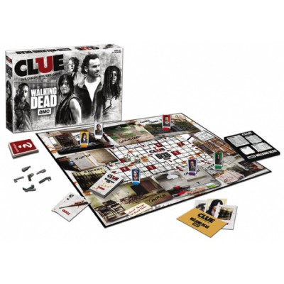Les Indispensables Cluedo - The Walking Dead (AMC - TV)