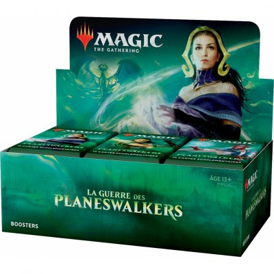 Boite de 36 Boosters War of the Spark / La Guerre des Planeswalkers