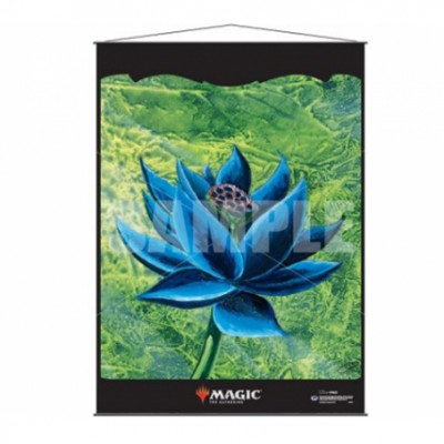 Wall Scroll Black Lotus