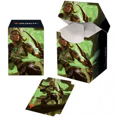 Deck Box Core Set 2020 / Édition de Base 2020  - Vivien, ranger au bestiarc