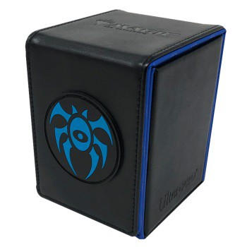 Deck Box Alcove Flip Box for Magic: The Gathering - Dimir