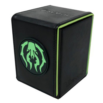 Deck Box Alcove Flip Box for Magic: The Gathering - Golgari