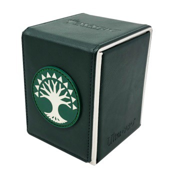 Deck Box Alcove Flip Box for Magic: The Gathering - Selesnya
