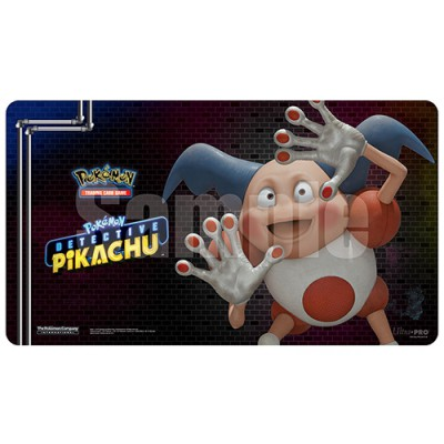 Play Mat Détective Pikachu - Mr. Mime