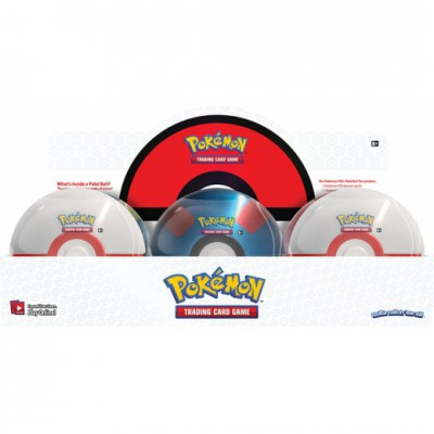 Pokébox Coffret 2019 : Pokéball x5 + Quickball x1
