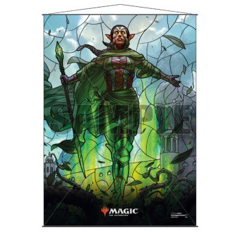 Wall Scroll Version Vitrail - Nissa