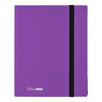 Binder & Portfolio Pro-Binder - Royal Purple