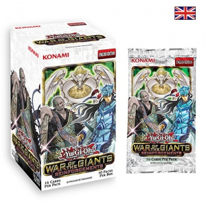 War of the Giant Reinforcements - Boite De 10 Boosters