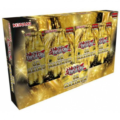 Coffret Coffret Gold Maximum / Or Maximum