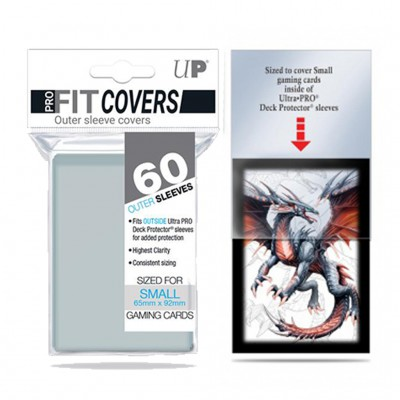 Sleeves Covers - Transparent