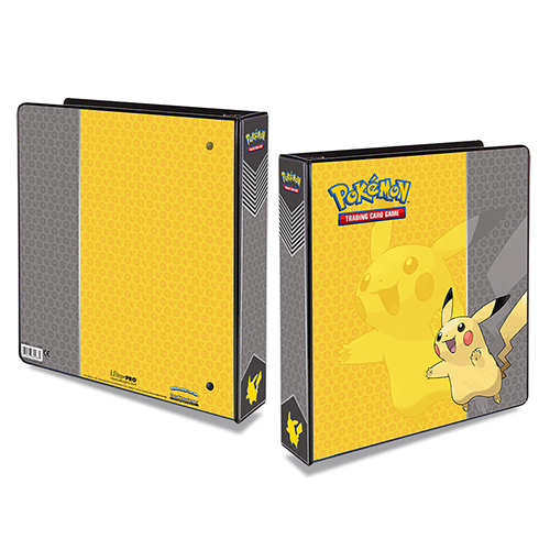 classeurs classeur pokemon pikachu grand format 3 anneaux pokemon. Black Bedroom Furniture Sets. Home Design Ideas